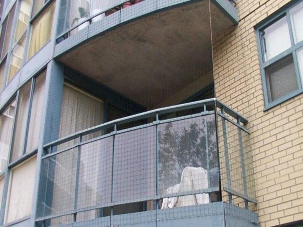 Balcony bird netting, pune, pimpri chinchwad(PCMC)