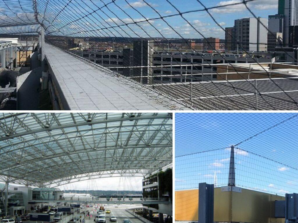 industrial bird netting in pune, pcmc
